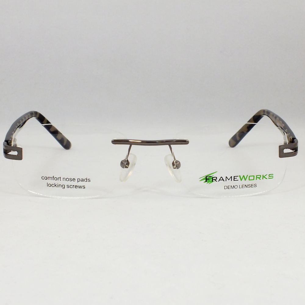 Rimless Eyeglass Frames Problems : Choosing a Frame